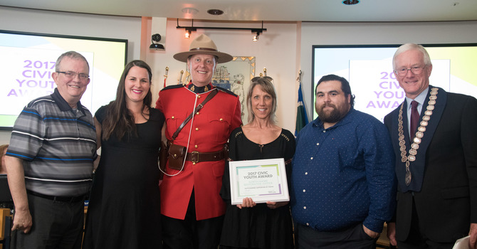 NSRJS Recognized as 'Outstanding Supporter of Youth' image