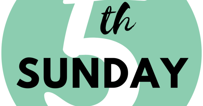 5th Sunday