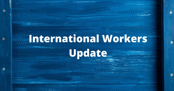 International Workers Update image
