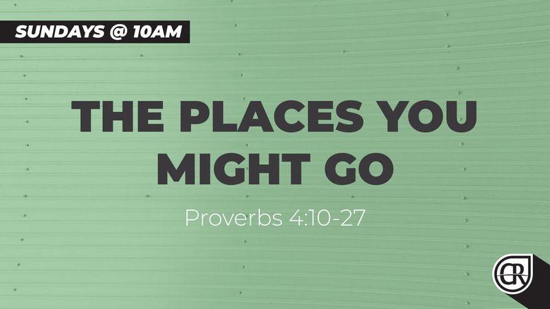The Places You Might Go