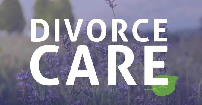 DivorceCare - Fall 2020 Term