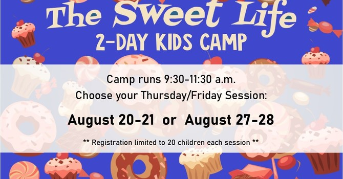 Ross Road Kids Day Camp - The Sweet Life!