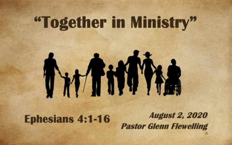 Together in Ministry