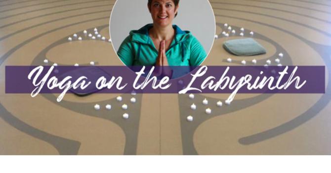 Yoga on the Labyrinth