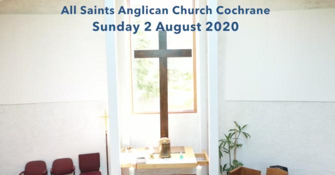 Eucharist Service August 2