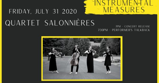Quartet Salonnières image