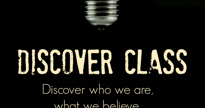 Discover Class Sunday School