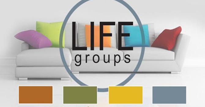 Wednesday Night Life Groups