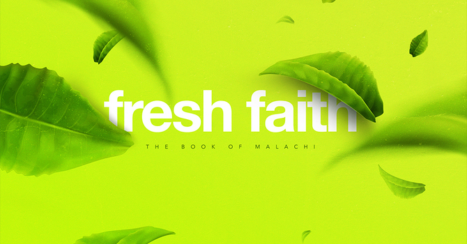 Fresh Faith: Love and Trust