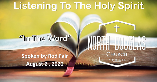 In The Word - Aug 2 2020