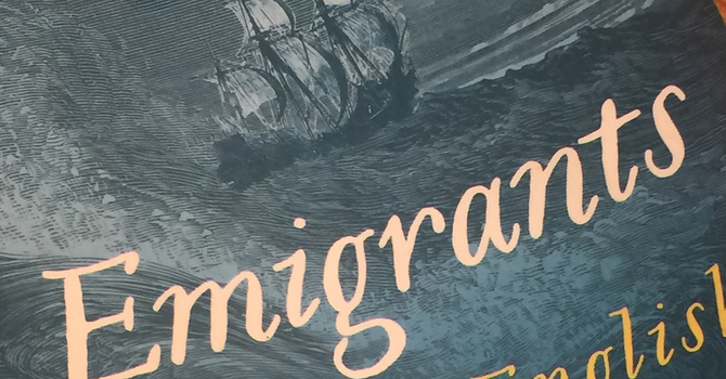Churchmouse Treasures: Emigrants image