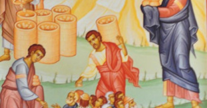 A Service of the Word for the 9th Sunday after Pentecost image