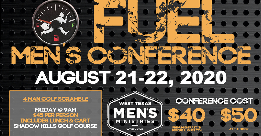 Fuel Men's Conference