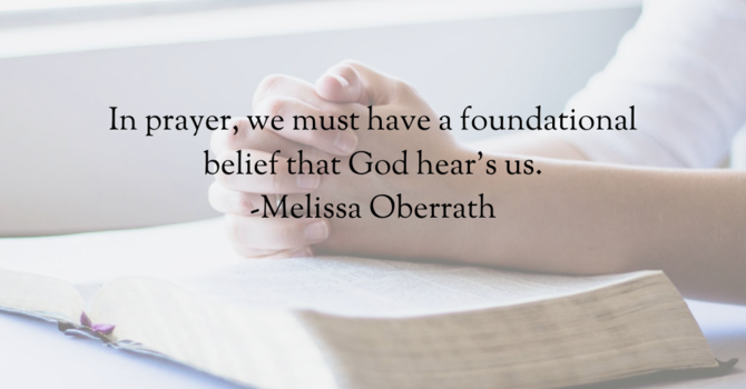 The Influence of Prayer