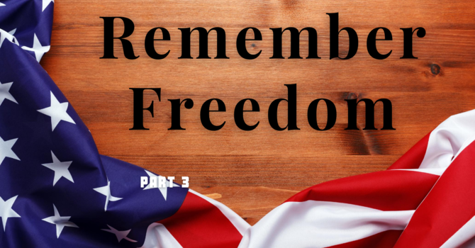 Remember Freedom