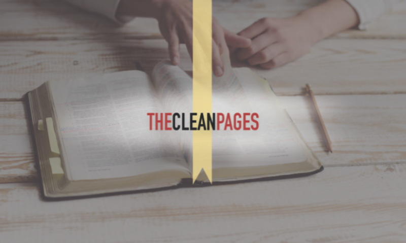 The Clean Pages: Zephaniah