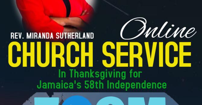 Jamaica Sunday Online Worship at Holy Spirit
