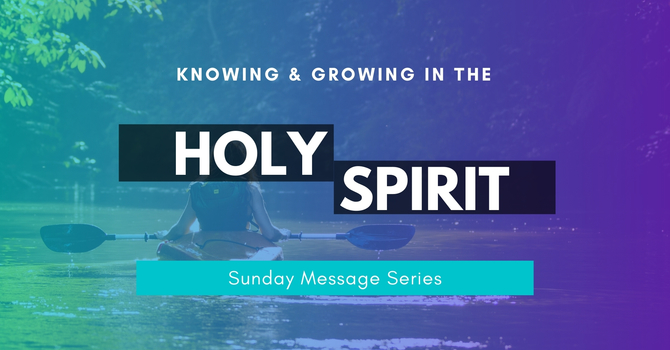 Holy Spirit In Missionaries
