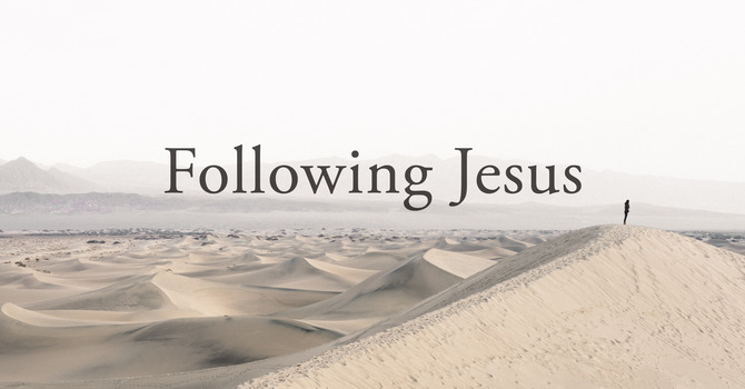 Chapter 5: Jesus Ministering Through His Word Cont.