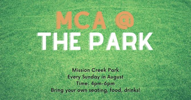 MCA @ The Park
