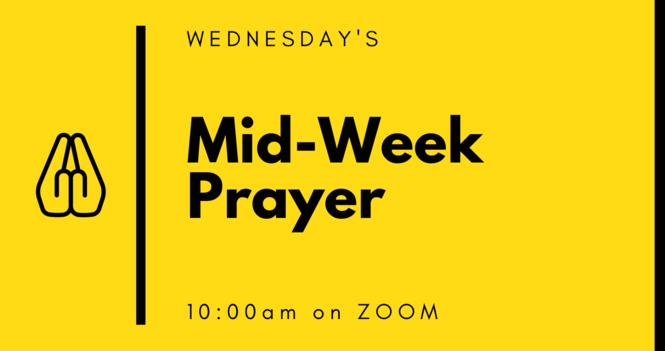 Mid-Week Morning Prayer
