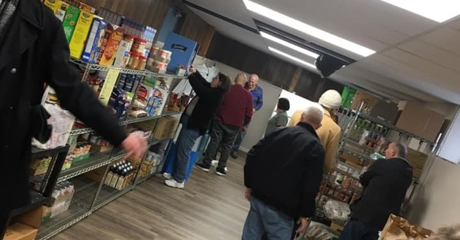 North Buffalo Food Pantry