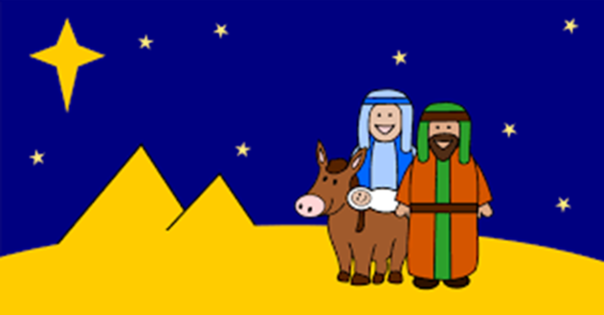 Mary, Joseph, and YOU