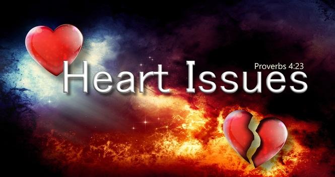 Heart Issues Sermon Series