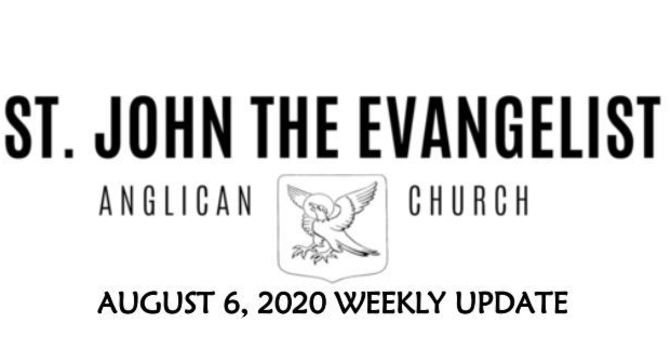 AUGUST 6, 2020  image
