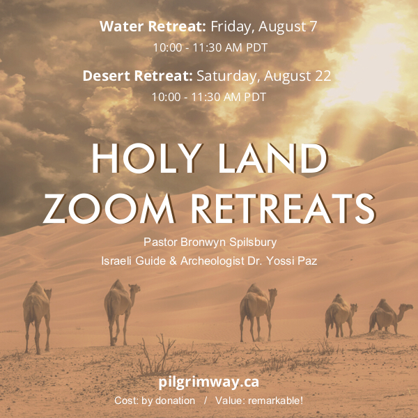 Holy Land Zoom Retreats