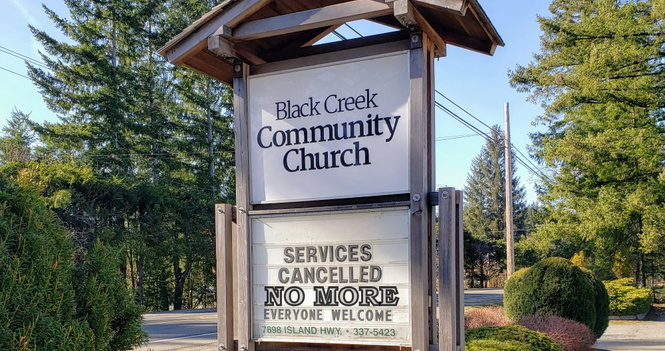Sunday Morning back at Church - August 16th  !