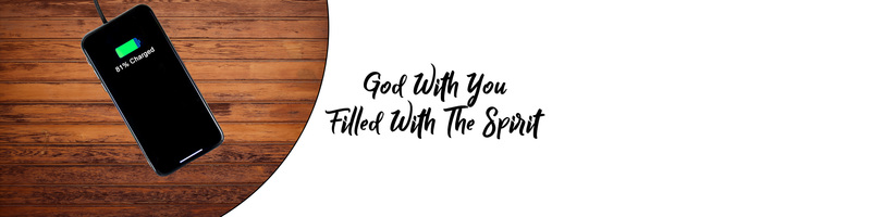 God with You: Filled with the Spirit