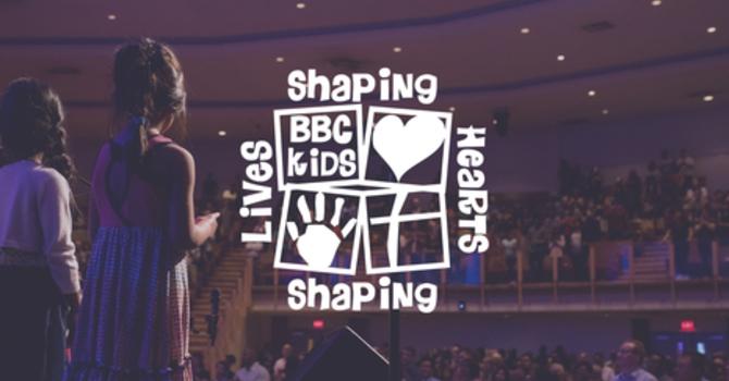 BBC Kids Church (JK - Grade 5)