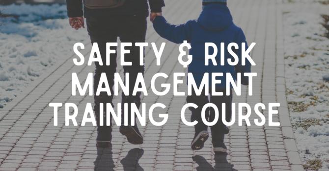 Safety & Risk Management Training Course image