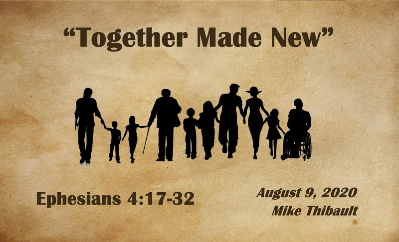 Together Made New