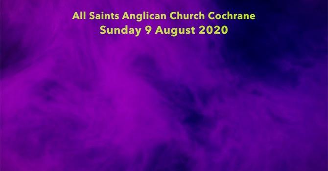 Eucharist Service August 9