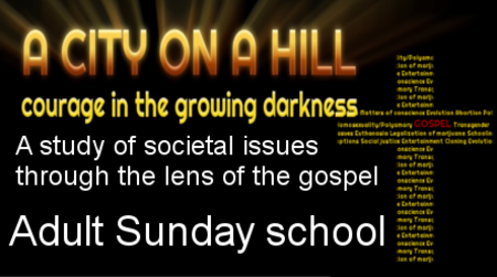 City On A Hill - A study of societal issues
