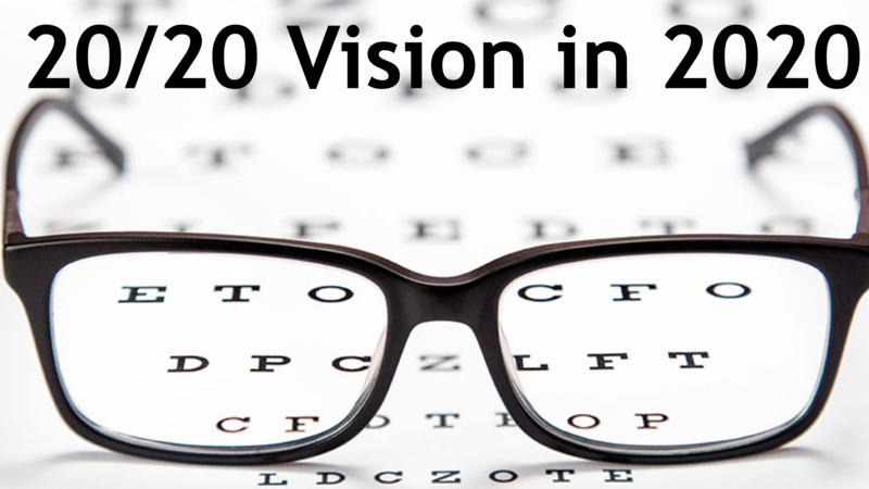 AM Service/ 20/20 Vision in 2020
