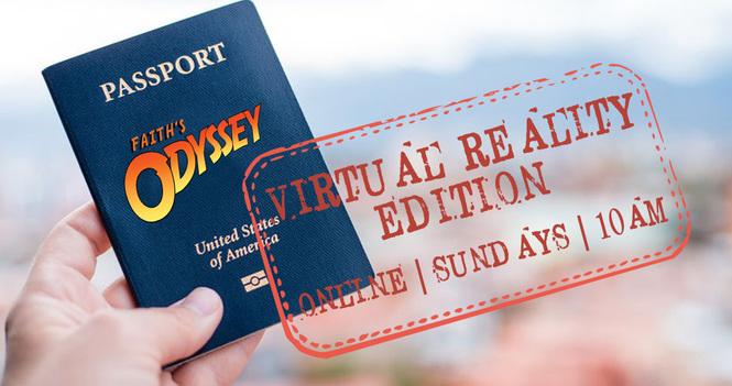 Passport to Odyssey: Virtual Reality Edition