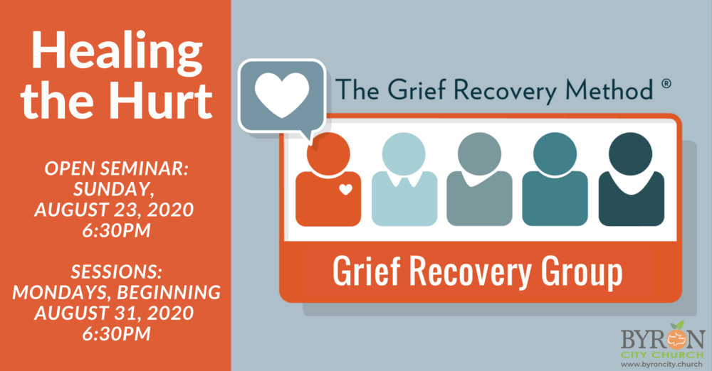 Grief Recovery Method Open Seminar