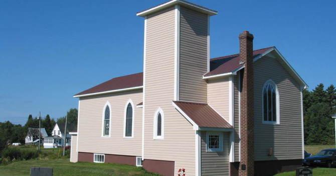 St. Mary the Virgin, Benton