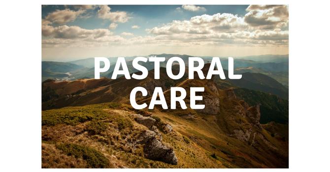 Pastoral Care Liaison