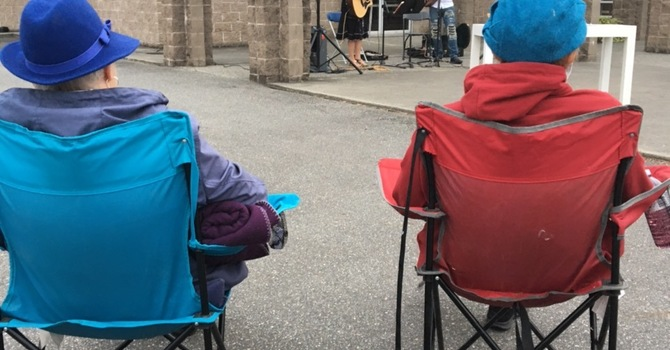 Outdoor Concert! image