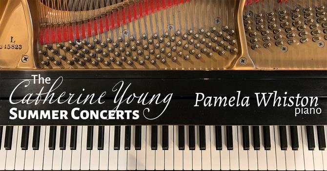 Pamela Whiston in Concert
