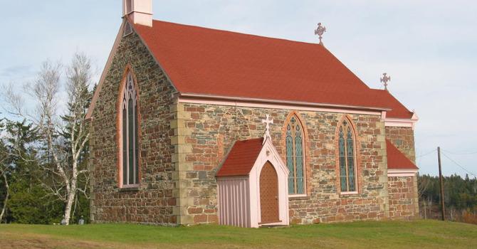 St John the Baptist, Chamcook