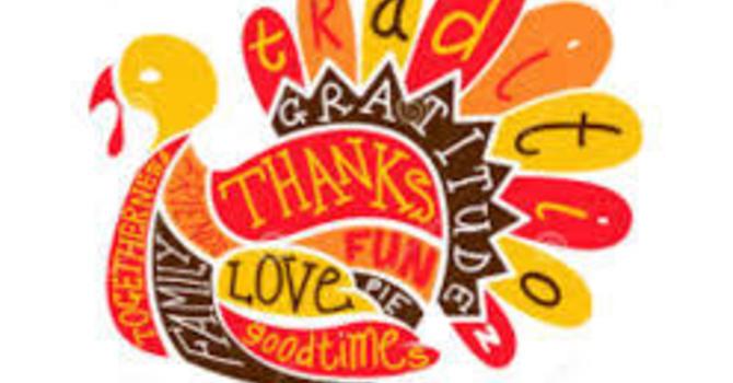 Thanksgiving: More than a Feeling