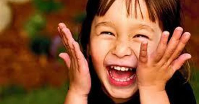 Laughter. The Best Medicine
