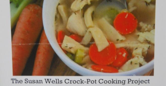 Susan Wells Memorial Crockpot Sessions image