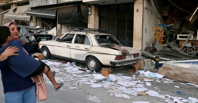 Responding to Needs in Lebanon image