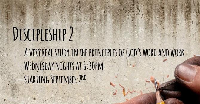 Fall 2020 Discipleship II Class Forming